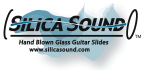 Silica Sound Guitar Slides